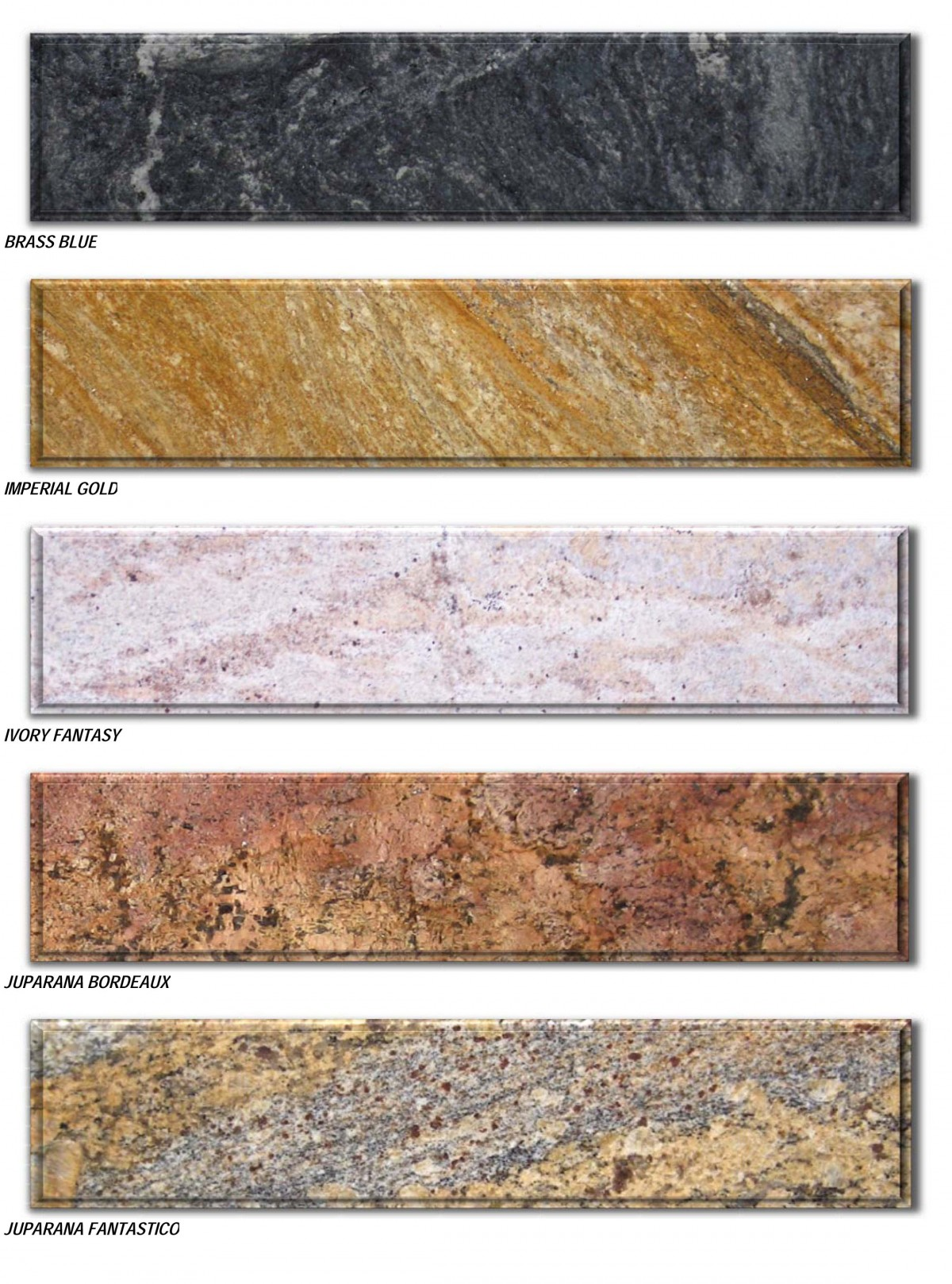 granite prices brochure - traditional colors reduced -4