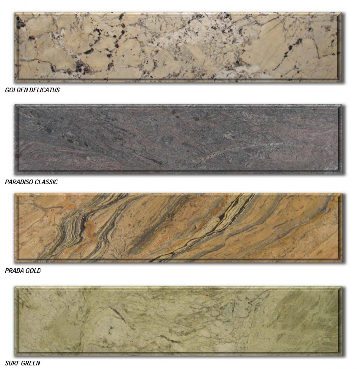 Granite laminate counterto neit premade kitchen counterto for Granite countertops colors price
